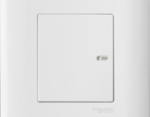 Schneider Electric Zencelo 1 Gang 2 Arah type E843