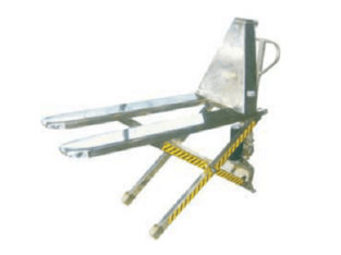 HLS Series Stainless High Lift Scissor Truck