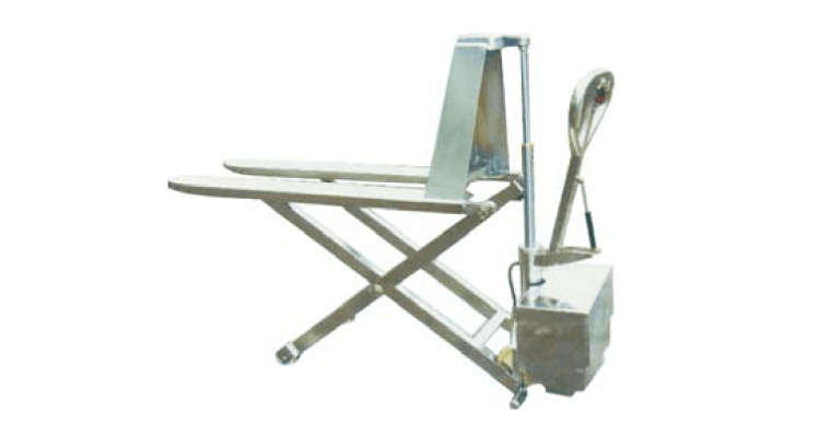 EHLS Series Stainless Electric Scissor Lift Truck