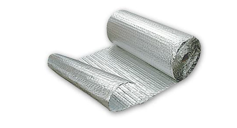 Jual Aluminium Foil Insulation Bubble Double Side