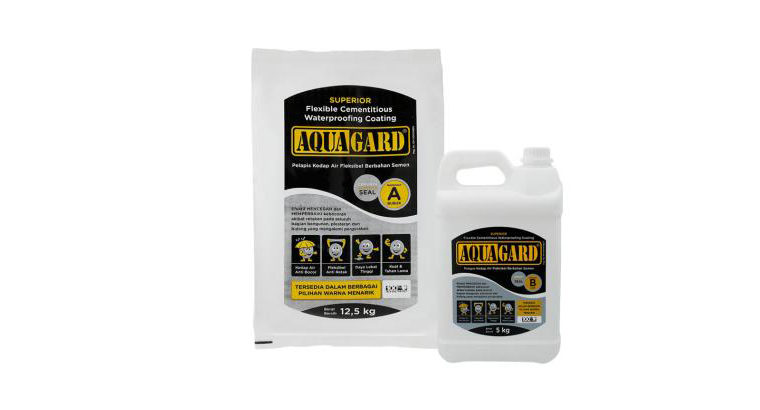 JUAL AQUAGARD WATERPROOFING
