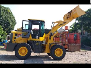 Wheel loader longking new murah makassar kupang